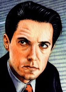 The Face of Twin Peaks