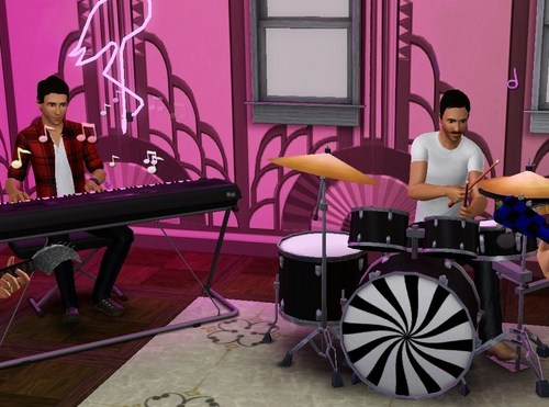 The Killers Sims