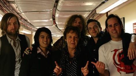 The Killers meet Paul