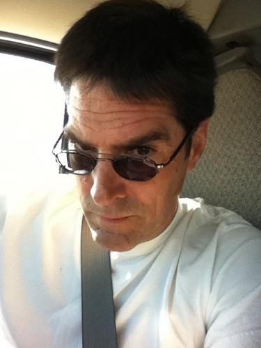 Thomas Gibson aka Hotch stare