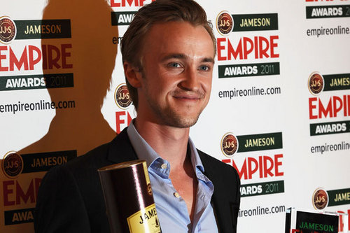 Tom at Empire Awards