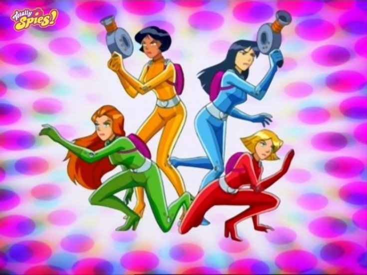 totally spies photo - photo #3