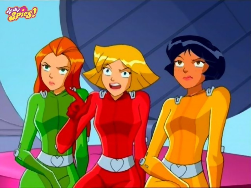 totally spies photo -#main