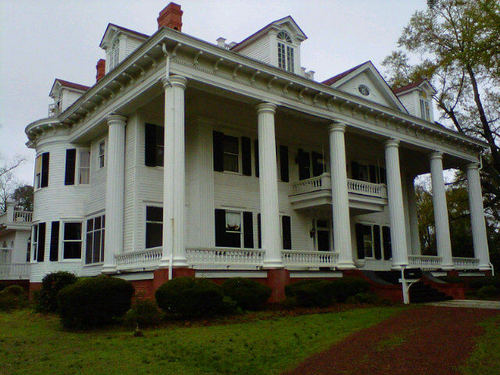 Tour of the Mystic Falls
