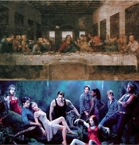 True Blood wallpaper titled True Blood promo/Last Supper