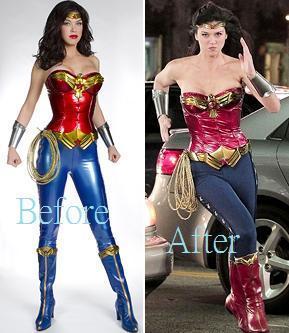 Updated Costume
