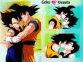 Vegeta X Goku!