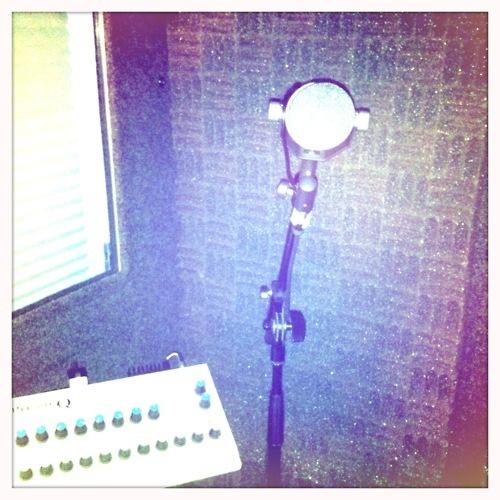 Vocalizing!