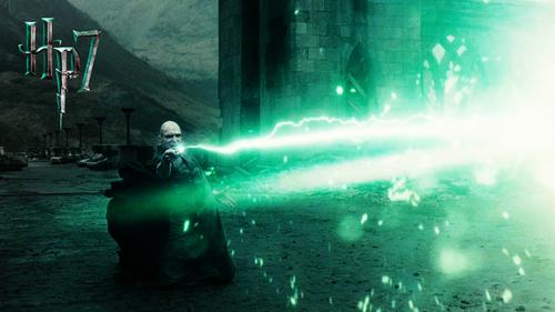 Voldemort-- Avada Kedavra