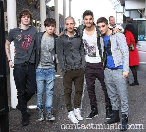 Wanted Out & About! (I Will ALWAYS Support Wanted Rite Till The Very End Of Time) 100% Real :) x