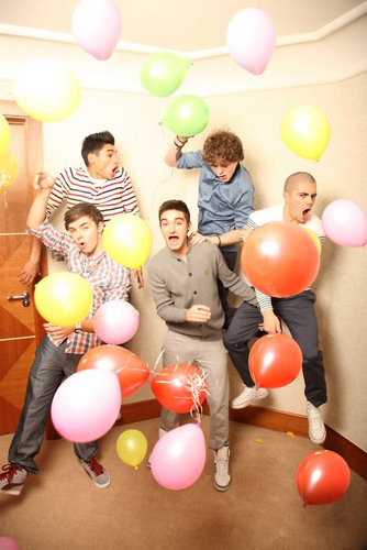 Wanteds PhotoShoot! It's PARTY TIME 100% Real :) x