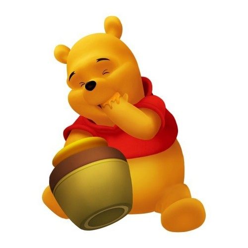 Winnie the Pooh in Kingdom Hearts