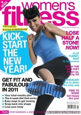 Womens Fitness (Januari 2011)