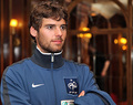 Yoann Gourcuff - Meeting with Patrick Bruel (26.03.2011)