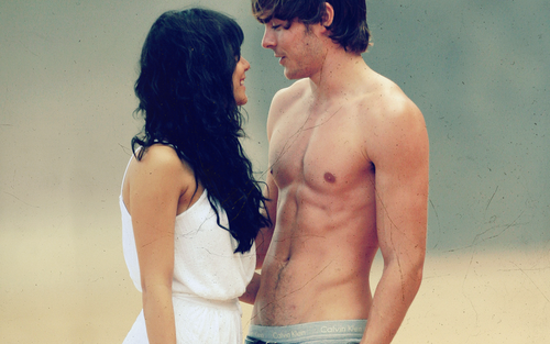 Zanessa Nude 23