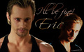 eric northman - true-blood wallpaper