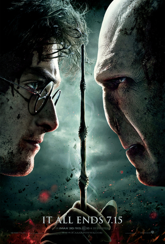 Harry Potter and the Deathly Hallows Part 2: Official Poster
