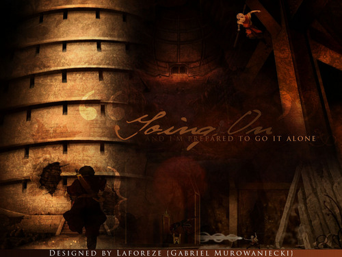 Avatar: The Last Airbender achtergrond probably with a martello tower and a portcullis entitled going_on_by_laforeze-d30uj9z.jpg