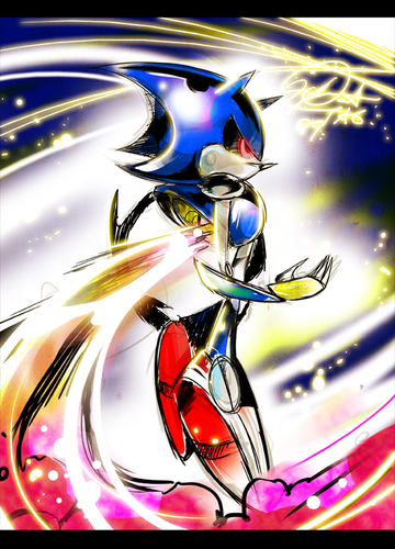 miscelneo sonic girls and boys imgenes hyper metal sonic HD
