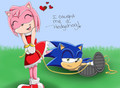 i caught him - sonamy photo