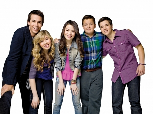 iCarly Season 4 Promoshoot
