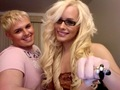 johnnyboyxo sexy tits blonde transexual tranny transgender youtube