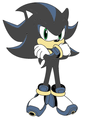 mephiles the dark - sonic-and-the-hedgehog-brothers photo