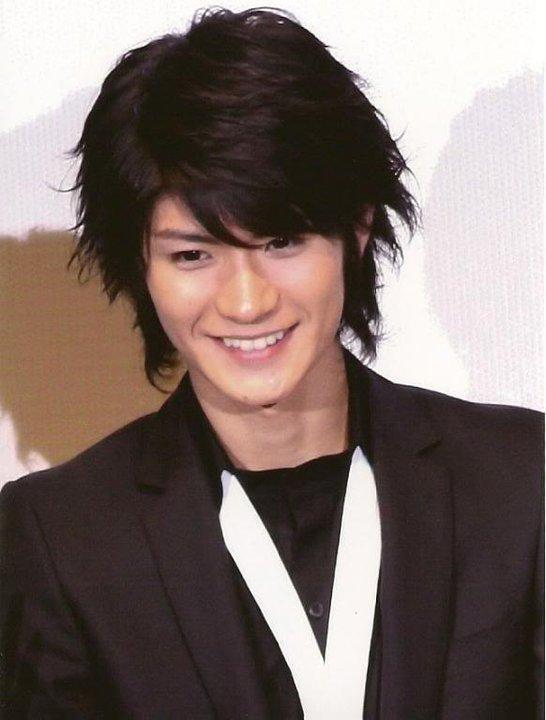 Miura Haruma facebook