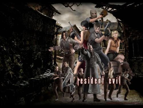 resident evil team!