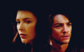 richard&kahlan - legend-of-the-seeker wallpaper