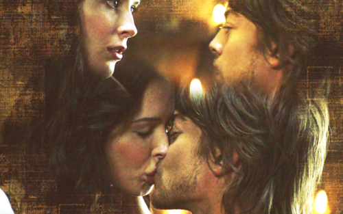 richard&amp;kahlan - richard-and-kahlan Wallpaper