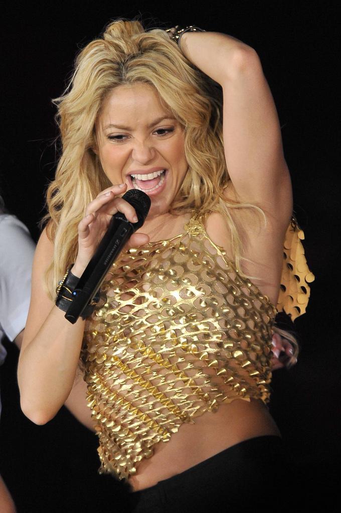 Naked Photo Shakira