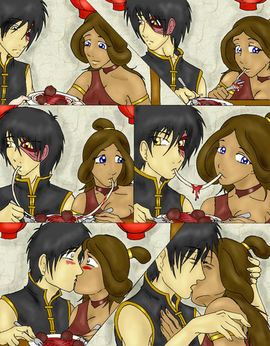 spageti, spaghetti ciuman