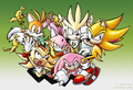 super sonic warriors