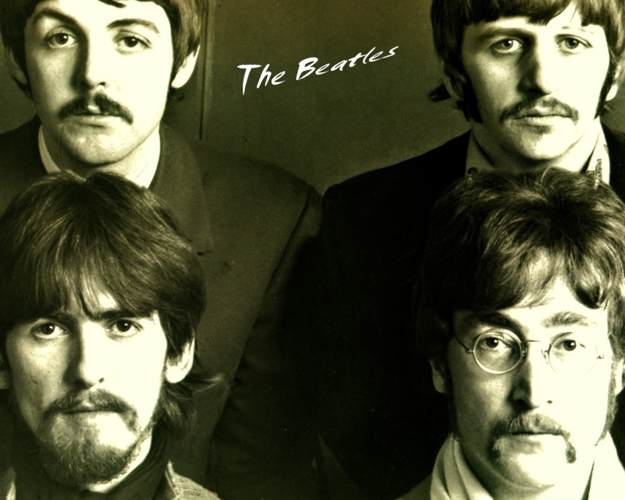 the Beatles 壁纸