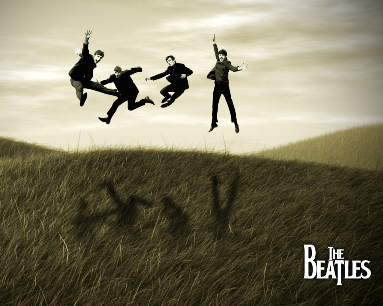 the Beatles achtergrond