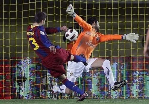 [La Liga] Villarreal - Barcelona