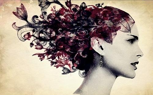 Natalie Portman ( stylization )