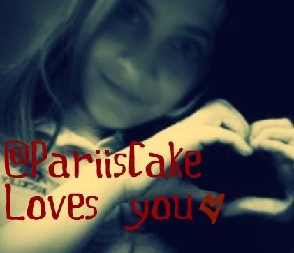 @PariisCake twitter