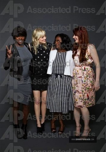 'The Help' photoshoot [tagged]