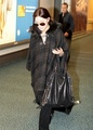 02.04 - Christian Serratos at Vancouver airport - christian-serratos photo
