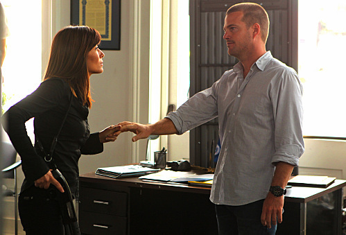 NCIS: Los Angeles wallpaper probably with a kitchen called 2.06-Standoff-promos