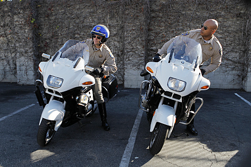 NCIS: Los Angeles Обои probably with a motorcycle cop entitled 2.16-Empty Quiver-promos