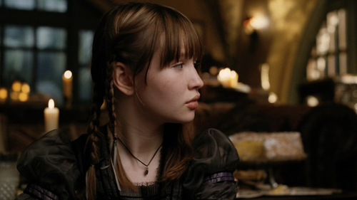 Emily Browning kertas dinding called A Series of Unfortunate Events