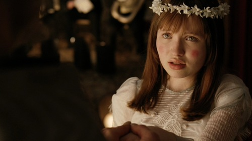 Emily Browning kertas dinding titled A Series of Unfortunate Events