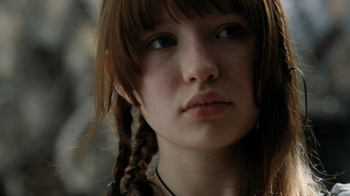 Emily Browning kertas dinding with a portrait entitled A Series of Unfortunate Events