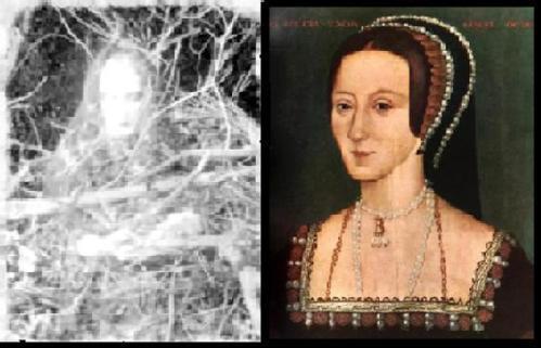 Anne Boleyn پیپر وال titled ANA BOLENA