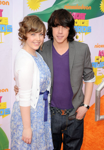 Aislinn and Munro at the KCA's <3