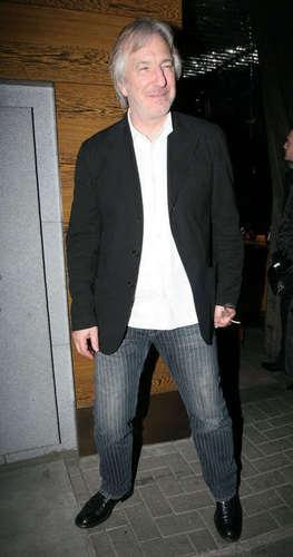 Alan Rickman so hot