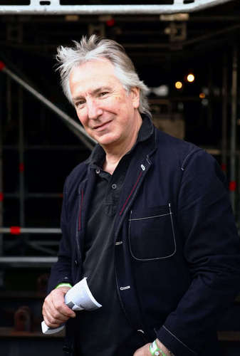 Alan Rickman so hot
